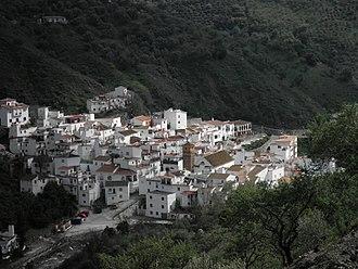 Árchez - Image: Archez view 01