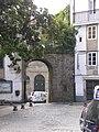 Arco de Mazarelos, Santiago de Compostela, Coruña.JPG