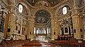 Arenzano, église paroissiale Saints Nazaire et Celse (SS Nazario e Celso), intérieur, vue d'ensemble.jpg
