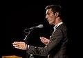 Ari Shapiro at College of DuPage 2012 (8189357192).jpg