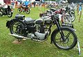 Ariel motorcycle, Abergavenny steam rally 2012.jpg