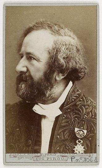 Hippolyte Fizeau - Hippolyte Fizeau in 1883 by Eugène Pirou