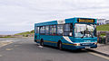 Arriva Wales 910 at Great Orme Summit (7876256318).jpg