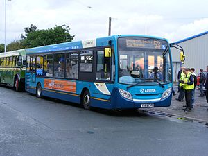 Alexander Dennis Enviro200 - A second generation Enviro200 operated by Arriva Yorkshire.