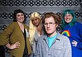 Art+Feminism founders Siân Evans, Mackenzie Mack, Michael Mandiberg, Jacqueline Mabey (47222382612).jpg
