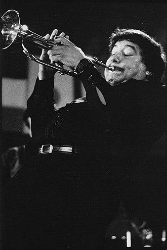 Irakere - Arturo Sandoval in 1984.