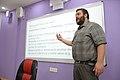 Asaf Bartov - Wikidata Workshop - Kolkata 2017-09-16 2781.JPG