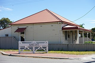 Ascot, Western Australia Suburb of Perth, Western Australia