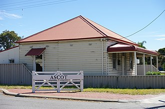 Ascot, Western Australia - Corner of Great Eastern Highway and Carbine Street