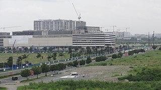 Aseana City Location in Metro Manila, Philippines