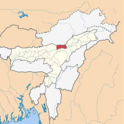 Assam district locator map Biswanath.png