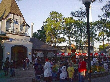 Six Flags Astroworld Houston