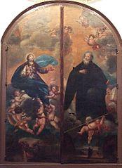 L'Assomption de la Vierge et de Saint Ignace