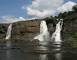 Athirapilly falls summer.jpg