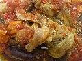 Aubergines in Adjika 2.JPG
