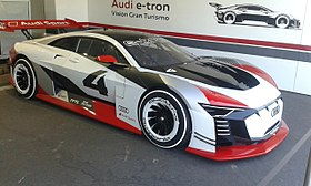 audi e tron vision gran turismo wikipedia. Black Bedroom Furniture Sets. Home Design Ideas