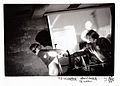 Audience participation at A & V Speakeasy presents Mondo Erotica Turnmills, London 1999.jpg
