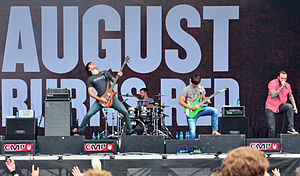 August Burns Red – Elbriot 2014 01.jpg