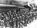 Australian 2-15th Battalion signallers at Sydney December 1940 (AWM photo 005560).jpg