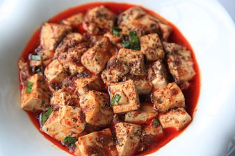 North korean cuisine wikipedia mapo tofu originated in china and is consumed in north korea forumfinder Choice Image