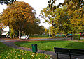Autumn in Victoria Gardens, SUTTON, Surrey, Greater London.jpg