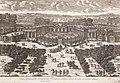 Aveline Pierre-Vue générale de l'entrée de Trianon en 1688-GRA 91.jpg