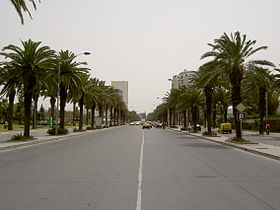 Image illustrative de l'article Avenue Mohammed V (Tunis)