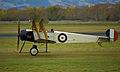 Avro 504K taking off, Masterton, New Zealand, 25 April 2009.jpg
