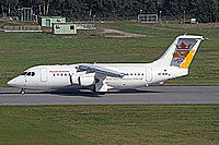 SE-DJO - RJ85 - Braathens Regional Aviation