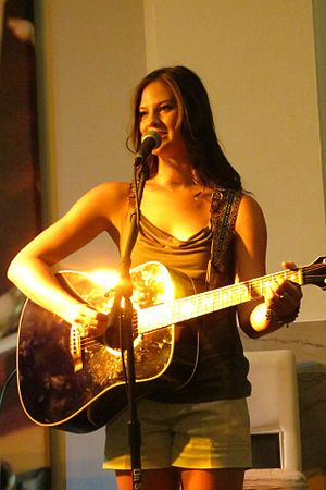 Ayla Brown - Brown performing in 2013