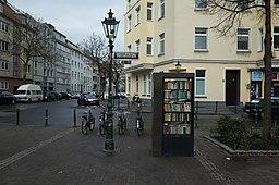 Friedensplätzchen in Düsseldorf