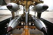 B-61 bomb rack