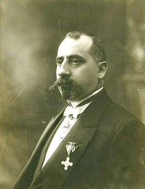 Andrey Lyapchev - Image: BASA 252K 3 23 1 Andrey Lyapchev Dimitar Karastoyanov Foto