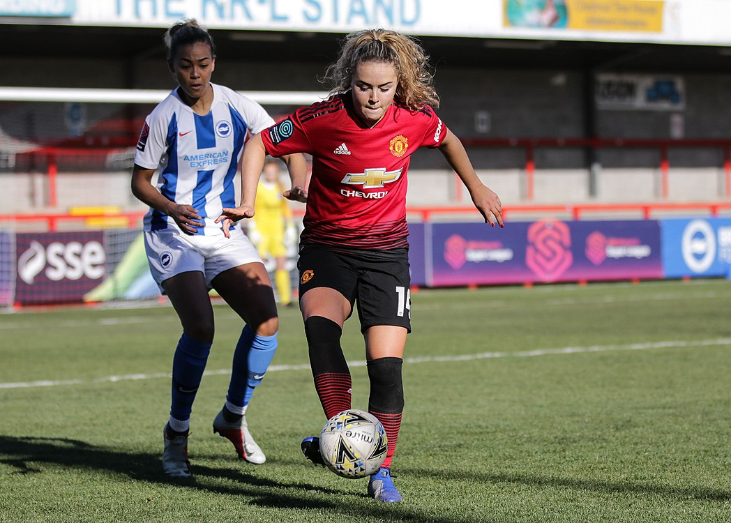 BHA Women 0 Man Utd Women 2 WFAC 4th rd 03 02 2019-648 (40021407733).jpg