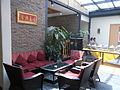 BJ 北京 Tour Beijing 嵗吉府餐廳 restaurant 茶幾 teapoy table n armchairs Aug-2010.JPG
