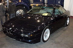 Bmw 850 Csi Wikipedia Wolna Encyklopedia