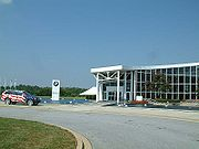 BMW Zentrum Spartanburg