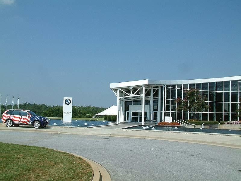 BMW Zentrum Spartanburg