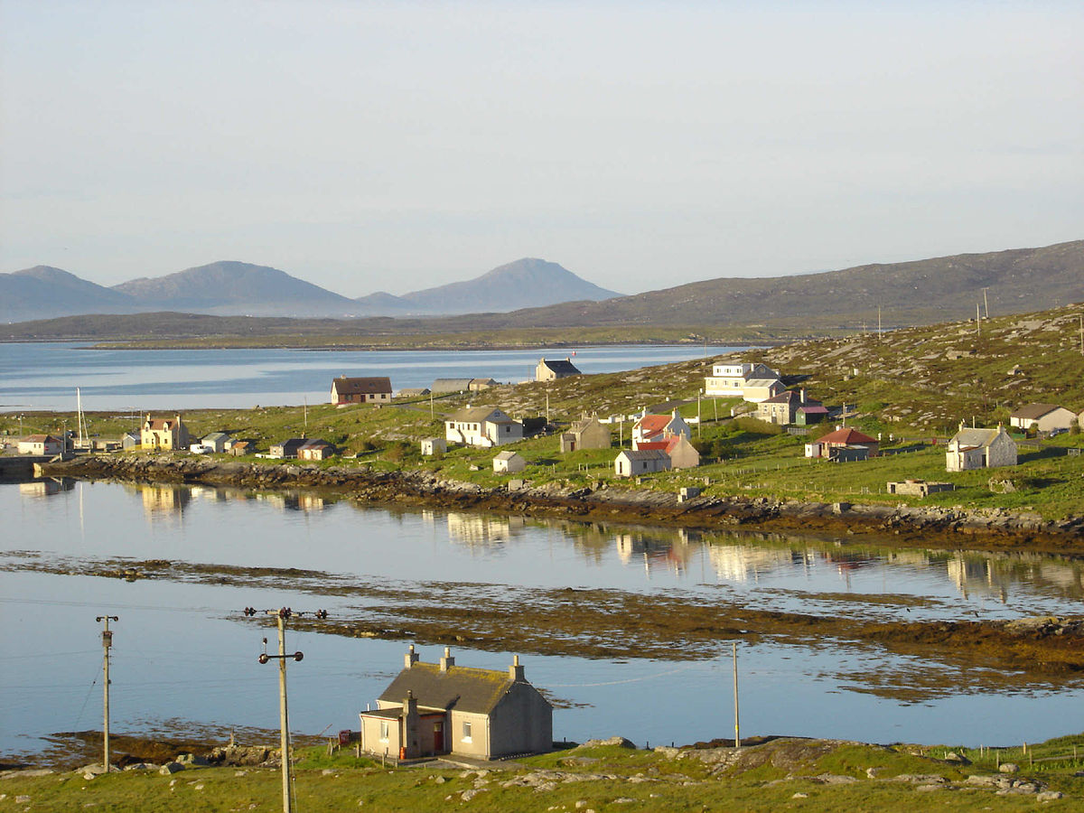 Berneray Travel Guide At Wikivoyage