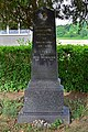 Bad Gleichenberg-Trautmannsdorf - Gedenkstein auf dem israelitischen Friedhof.jpg