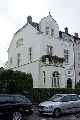 Fontanestraße in Bonn