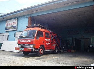 Bureau of Fire Protection - Image: Baesa Fire Station