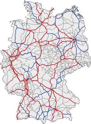 Rail Transport In Germany Wikipedia