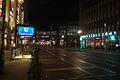 Bahnhof Friedrichstraße Nacht von Norden.JPG