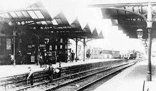 Bakewell railway station Former railway station in Derbyshire, England