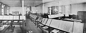 Cultural institutions in Australia - Image: Ballarat Mechanics Institute 1909