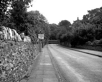 Ballure, Isle of Man - Image: Ballure Road, Ramsey geograph.org.uk 1630407