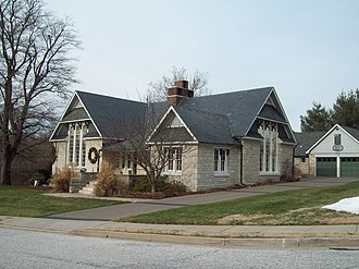 National Register of Historic Places listings in Baltimore County, Maryland - Image: Baltimore County School No. 7 Dec 09
