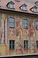 Bamberg, Obere Brücke, Altes Rathaus, Ostseite, 20151019-002.jpg