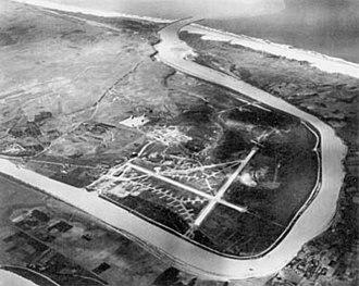 Naval Air Station Port Lyautey - Image: Ban Port Lyautey